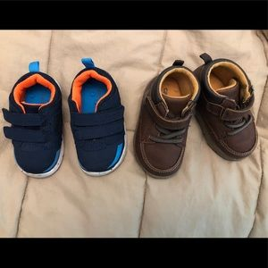 Carters Show bundle - 1 sneaker and 1 boot